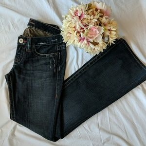 Bebe jeans boot cut sz 29